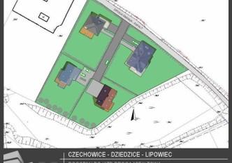 działka na sprzedaż - Czechowice-Dziedzice, Lipowiec