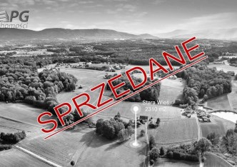 działka na sprzedaż - Wilamowice (gw), Stara Wieś